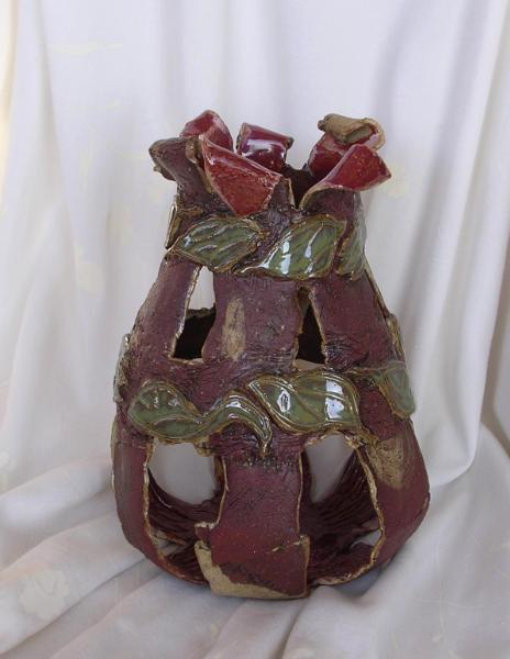 Madrona Bark Vessel #1