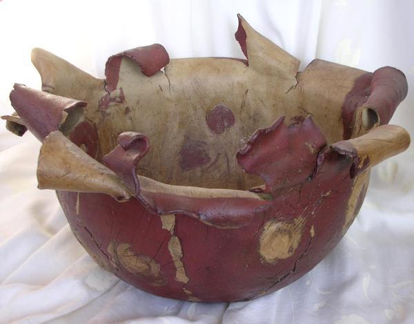 Madrona Bark Bowl