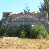 Camano Center sign