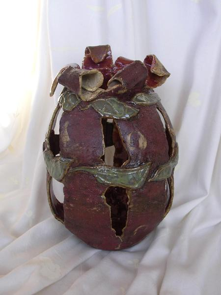 Madrona Bark Vessel # 3